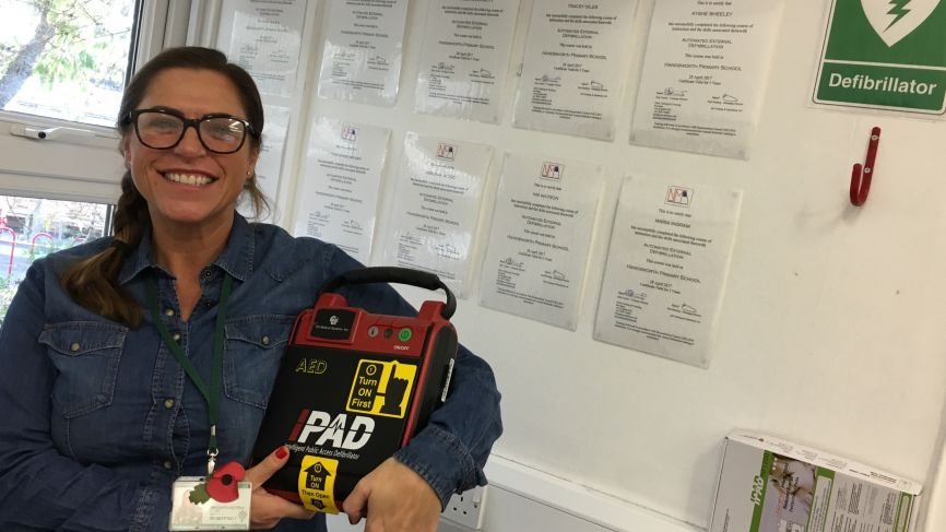 AED Supply and Training